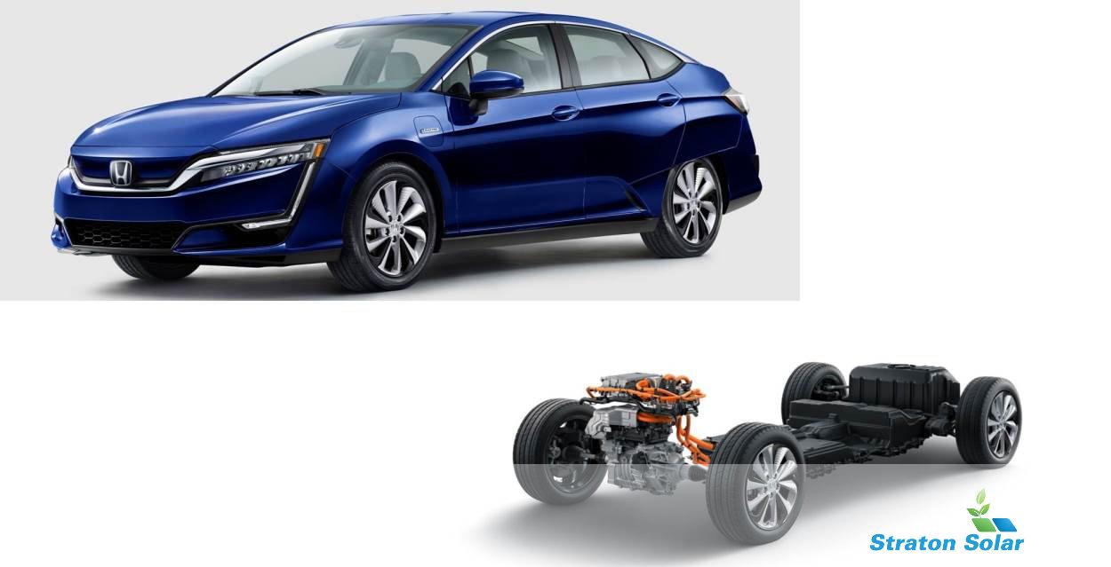 Honda Clarity Electric Vehicle