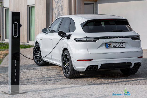 Porsche Cayenne PiH