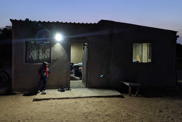 Madagascar Solar House