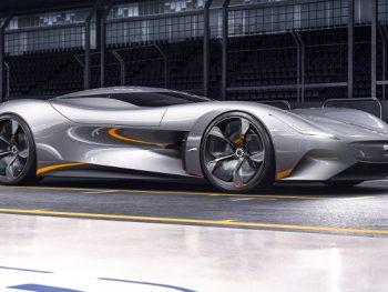 Jaguar Vision Gran Turismo Coupé Exterior